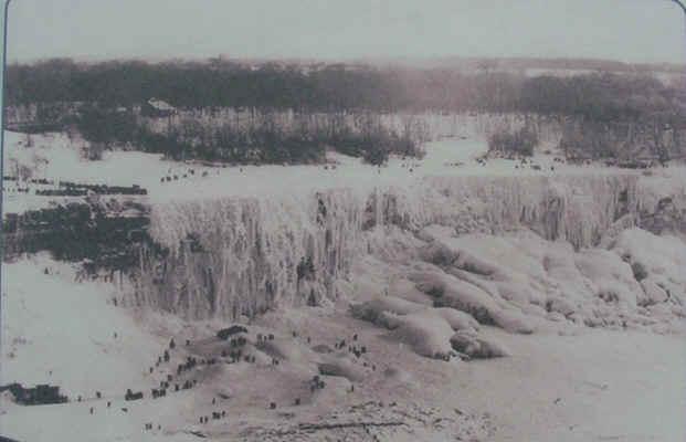 'Til niagara Falls Freezes
