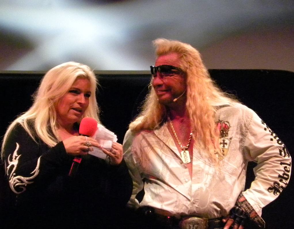 My secrets for happiness dog and beth chapman the bounty for How many kids does beth chapman have