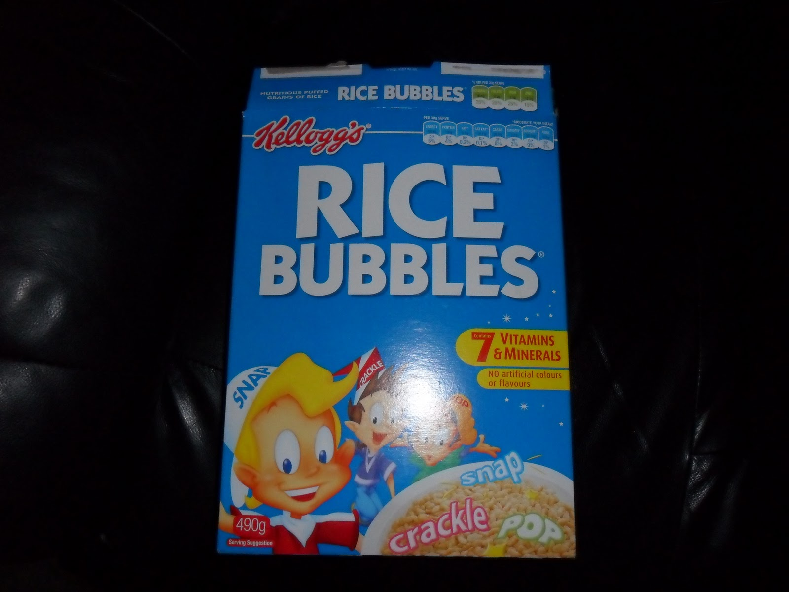 rice bubbles how to make