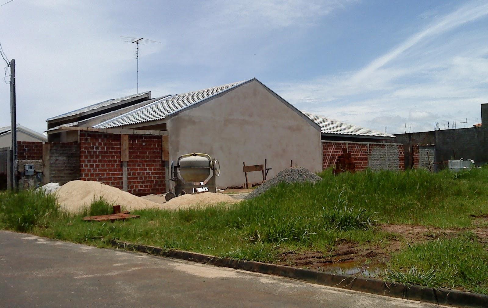 Nosso futuro lar : Obras quase chegando ao fim  #4E591C 1600 1009