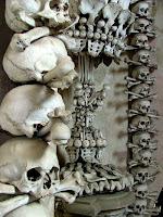 Kutna Hora bones outside prague