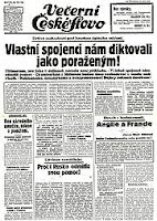 Munich betrayal headlines