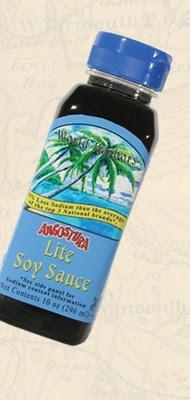 Please don 39 t pass the salt soy sauce studies asian for Low sodium fish sauce