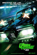 'The Green Hornet 3D' (dir: Michel Gondry, 2011), Cert: 12A