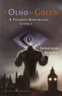 Bartimaeus: O Olho de Golem