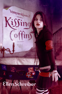 Vampire Kisses: Kissing Coffins