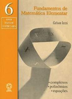 Fundamentos de Matemática Elementar: Complexos, Polinômios e Equações