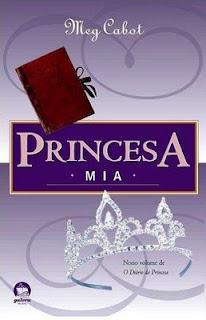 Diário da Princesa: Princesa Mia