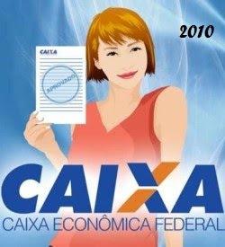 Concurso: Caixa Econômica Federal 2010