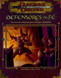 Dungeons & Dragons: Defensores da Fé