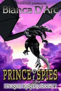 Cavaleiros do Dragão: Príncipe dos Espiões