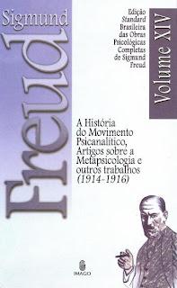 A História do Movimento Psicanalítico, Artigos Sobre a Metapsicologia e Outros Trabalhos