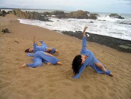 """Obra """"De Amares"""", coreografía K.Roldán (2005)"""
