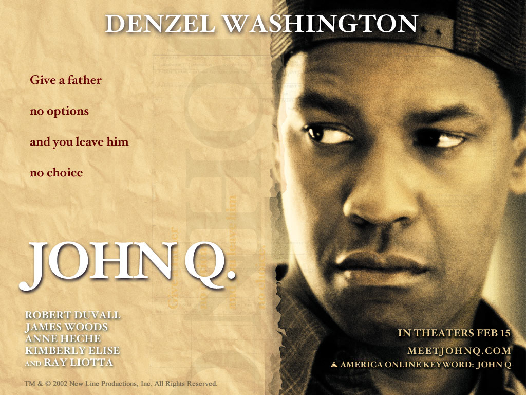classic hip hop albums and movies john q 2002