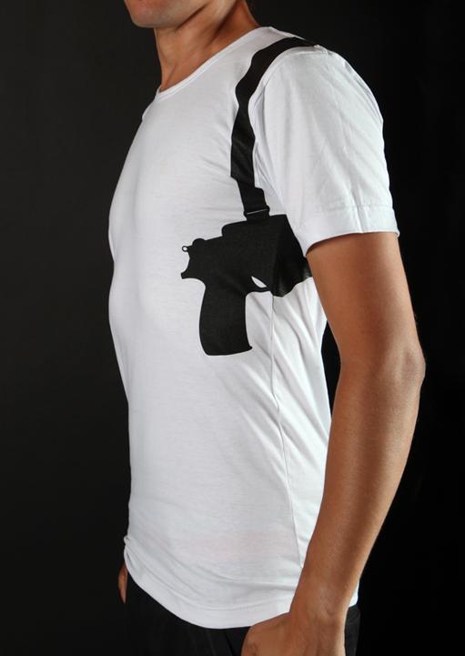DNS 24 7 Holster Gun Shirt