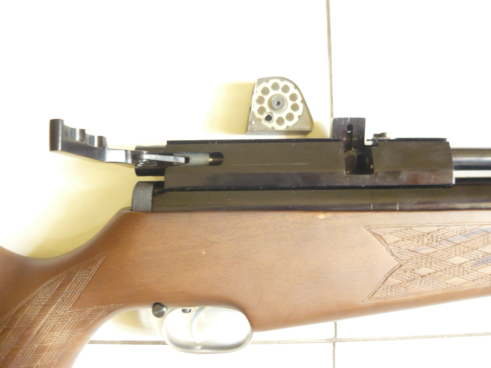 Laras Senapan Angin Barrel Air Rifle Pcp Revorver