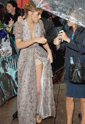 Emma Watson Seen Her Underwear