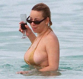 Mariah Carey And The Very Bad Bikini