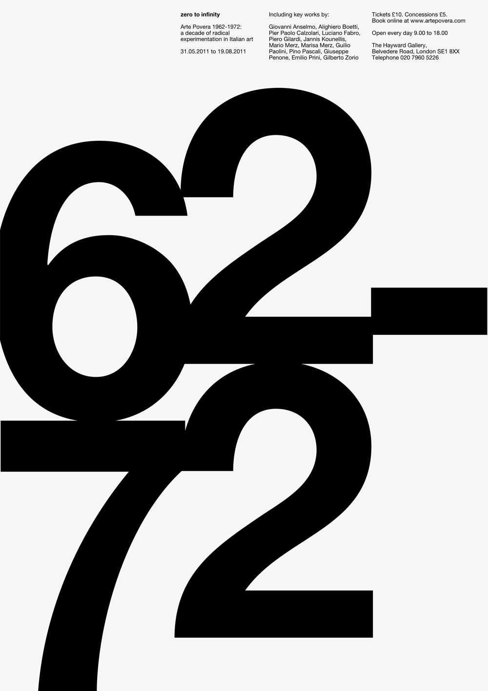 Poster design hierarchy - These Are Revised Versions Of The Typographic Hierarchy Workshop Poster General Feedback Is That The Bouncing Numerals Version Reversed Out Of Black Is