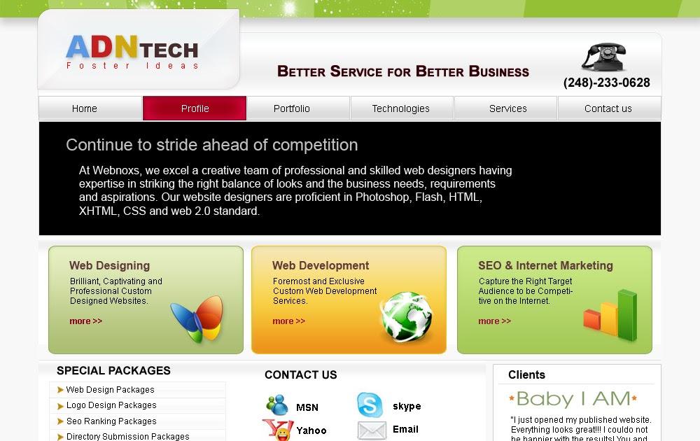 Web Development Resume Objective