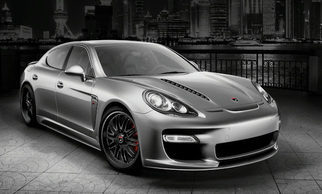 Yeni Nəsil Porsche Panamera