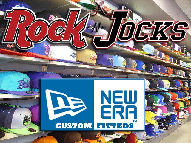 Rocknjocks Custom New Era Fitteds