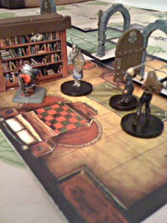 Puertas alternativas para Heroquest Mini3