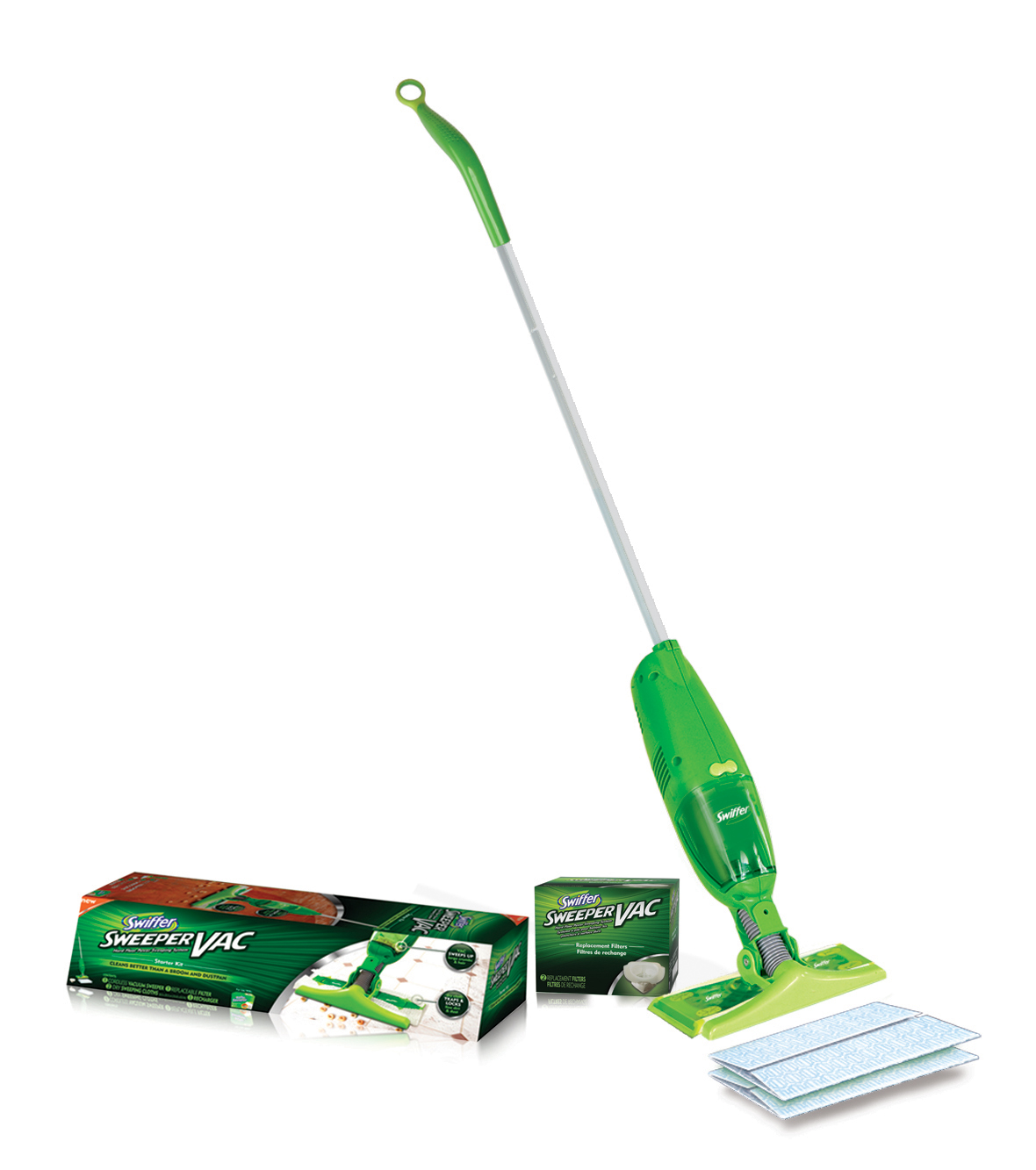 received a really great product to review. I received the Swiffer ...