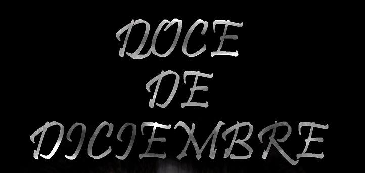 Doce de diciembre