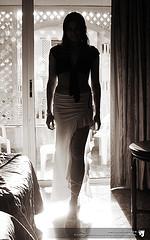 mujer, como caminar con sensualidad