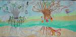Boceto Mural Colectivo