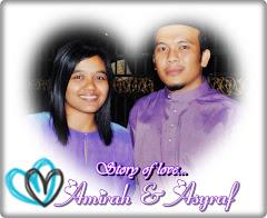 amirah + asyraf