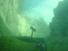 världen från 5 meters djup