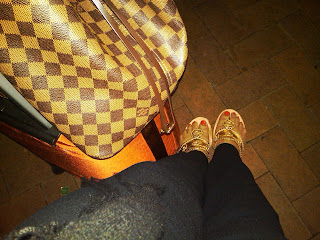 Louis Vuitton Neverfull GM in Damier