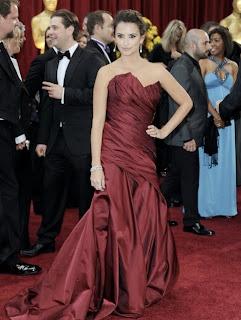 Penelope Cruz 2010 Oscars