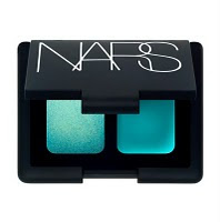 Nars eyeshawdow Burn it Blue
