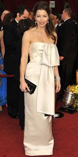 Jessica Biel at Oscars