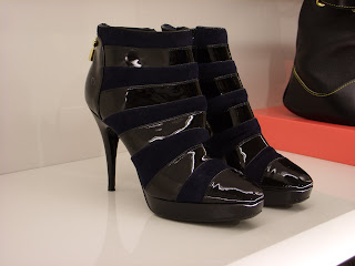 Louis Vuitton Fall '09 boots