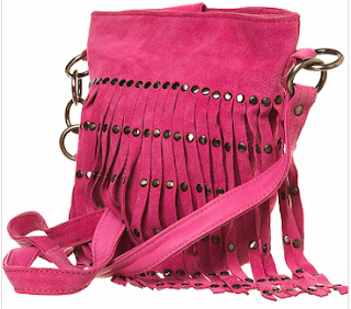 fringe bag
