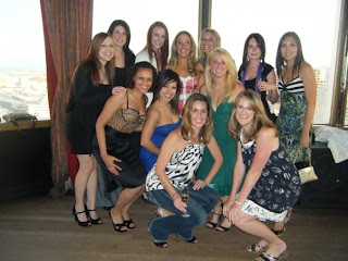 bachelorette party starlight room
