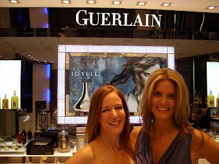 Vegas makeup Guerlain
