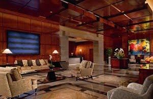 Ritz Carlton Charlotte lobby