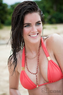 hilary Rhoda sports illustrated