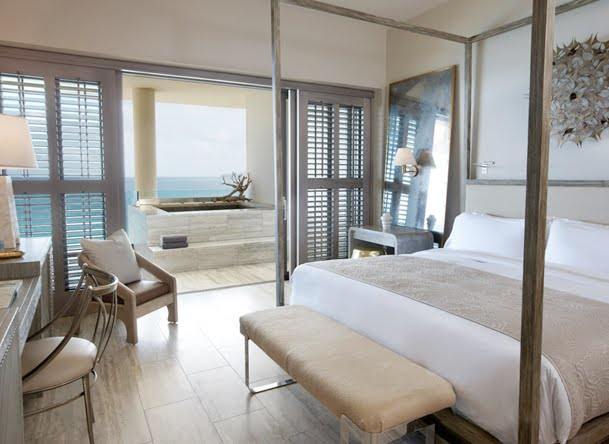 Bachelorette party ideas 22 viceroy anguilla forever 35 for Bachelorette bedroom ideas