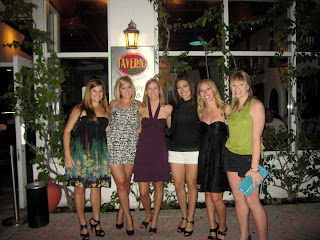 bachelorette girls in Miami