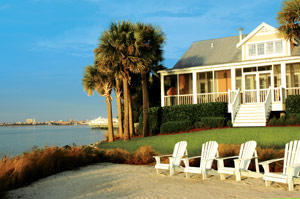 The Cottages on Charleston Harbor