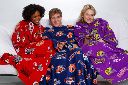 Snuggie Loving at San Francisco Hotels