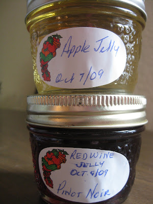 Merlot jelly recipe