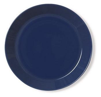 Blue Dinner Plate - stoneware plates