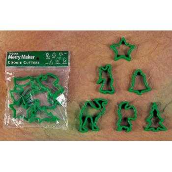 Kids Plastic Cookie Cutters
